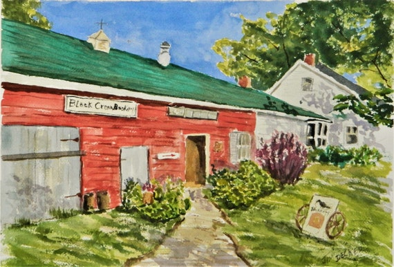 MAINE Black Crow Bakery, Litchfield Mainr Jim Decker