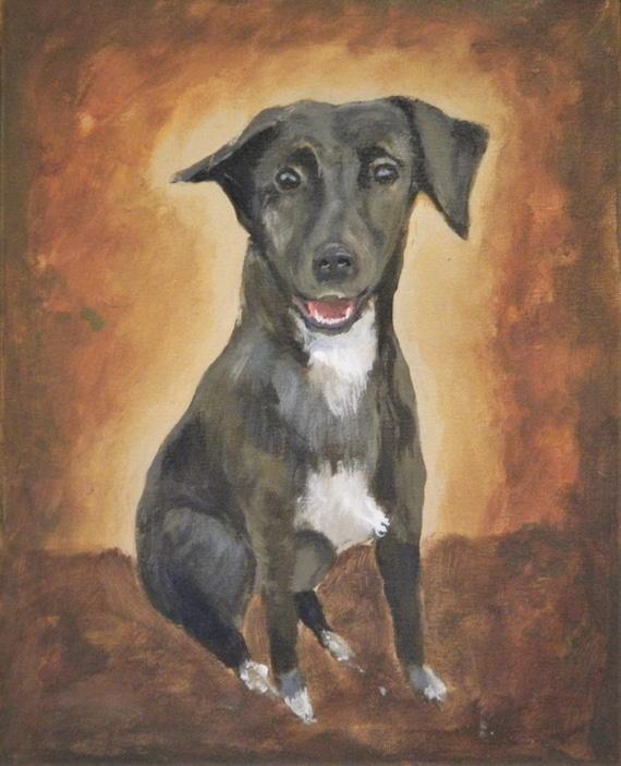 PET PORTRAITS , Painting Of Your Own Pet  Jim Decker