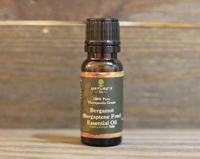 Bergamot Essential Oil, Bergaptene Free.