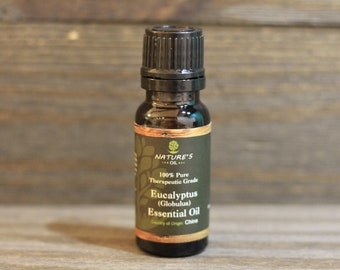 Eucalyptus Essential Oil.