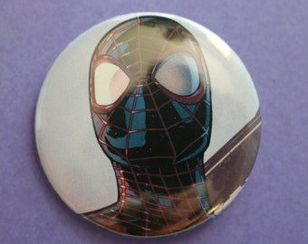 Spiderman Pinback Button