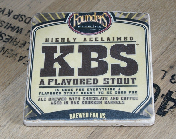 UPcycled Coaster - Founders - KBS