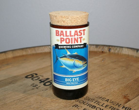 UPcycled Stash Jar - Ballast Point Brewing Co. - Big Eye IPA