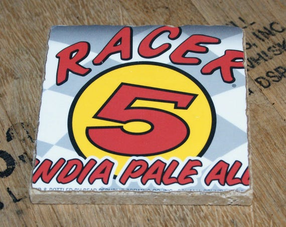 UPcycled Coaster - Bear Republic - Racer 5