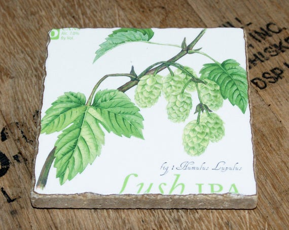 UPcycled Coaster - Fremont Brewing - Lush IPA