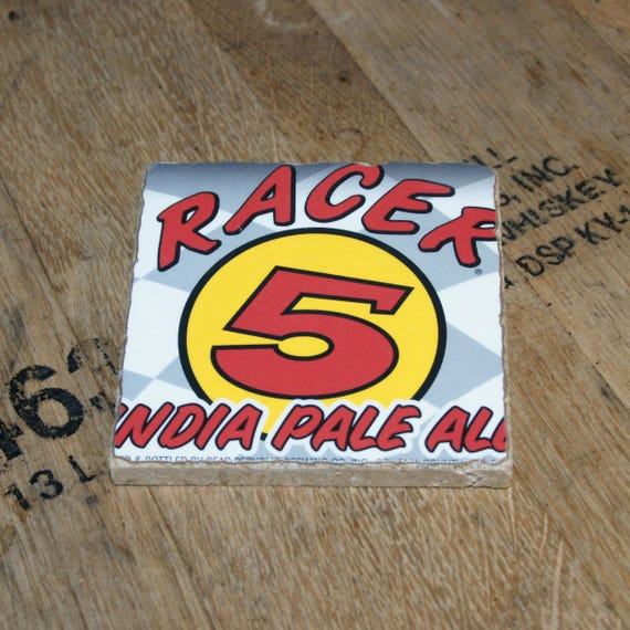 UPcycled Coaster - Bear Republic - Racer 5