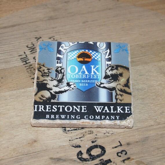 UPcycled Coaster - Firestone Walker - OAKtober Fest