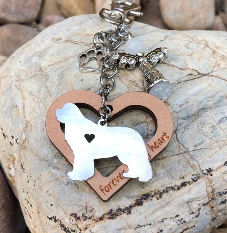 Newfoundland Key Chain