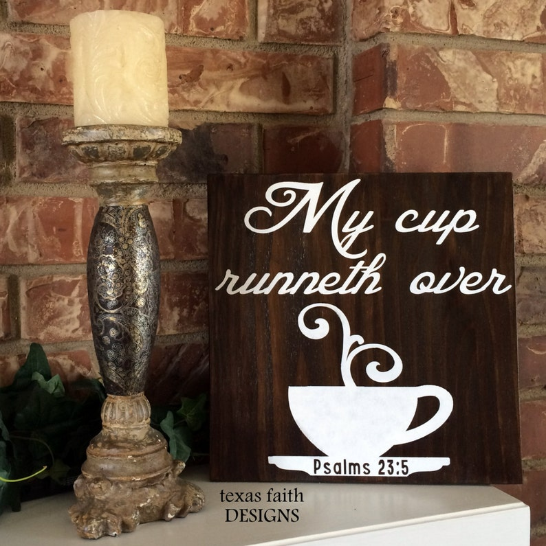 Embroidery & Cross Stitch Cross Stitch Patterns My Cups Runneth Over
