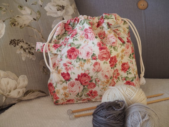 The Stalwart Bag in Roses - Special Edition