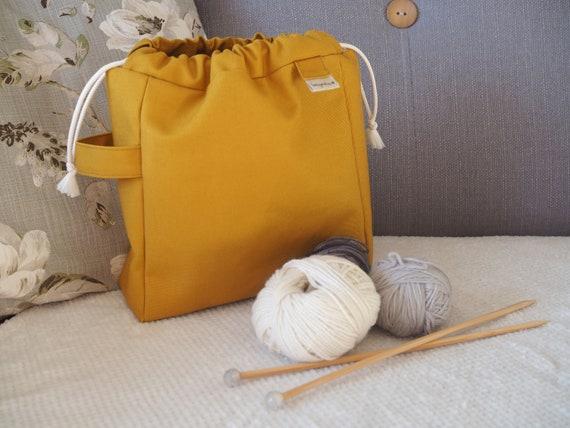 The Stalwart Bag in Mustard