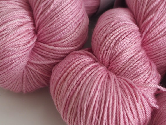 Little Smile Sunrise Silk Merino Blend Fingering Weight Yarn