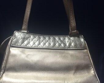 Susan Bennis Warren Edwards Gold Handbag 7b561024e28e2