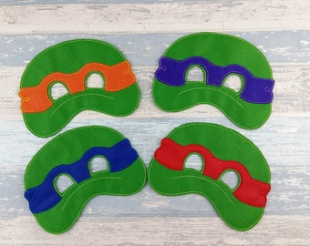 Turtle Printable Coloring Masks Turtle Mask Turtles Ninjas