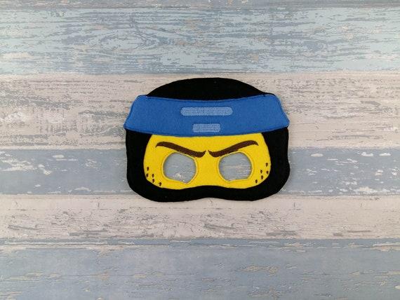 lego ninjago blue ninja
