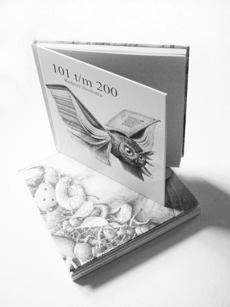 Drawings numbers 101 till 200 by Redmer Hoekstra image 0