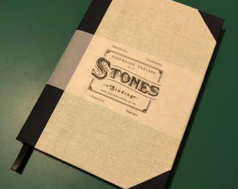 Traditonal Style A5 Handbound Journal