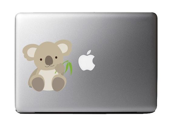 Dessin Anime Bebe Koala Bear Flex Pour Ordinateur Portable Etsy