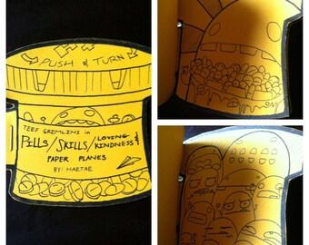 Teef Gremlins in Pills/Skills/Loving Kindness & Paper Planes