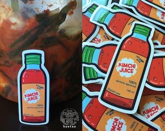 Kimchi Juice sticker