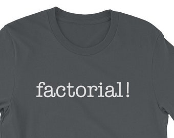 Factorial T-Shirt