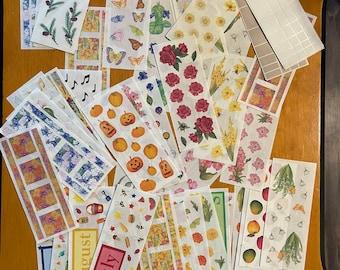 OOP Creative Memories Stickers