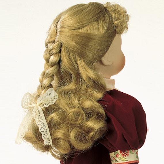 Doll Wig Auburn  Size 14