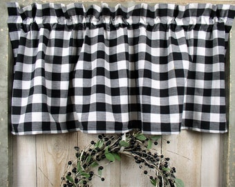 Farmhouse Curtains Etsy