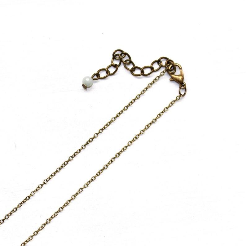 Dainty Gemstone Choker Gemstone Bar Necklace Dainty Gemstone Jewelry Layering Choker Bar Necklace Gemstone Choker Beaded Bar Necklace