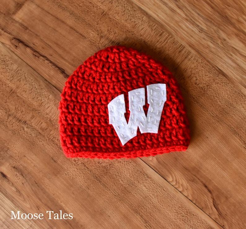 huge discount 4c36b fef5c Wisconsin Hat Badger Hat Wisconsin Badger Wisconsin Badger   Etsy