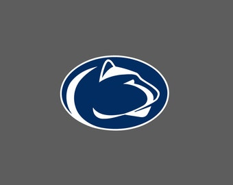 Full Color Penn State - Nittany Lions Die Cut Decal