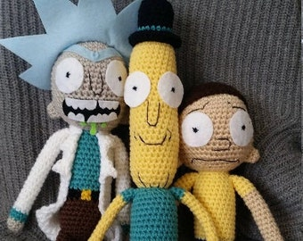 Rick, Morty, or Mr. Poopy Butthole