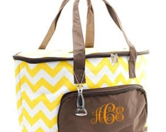 Insulated Cooler Bag with FREE MONOGRAMMING