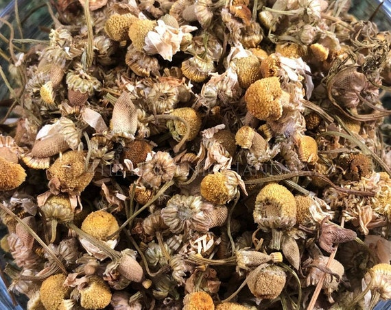 Chamomile 1/2oz, dried flowers for incense or offering