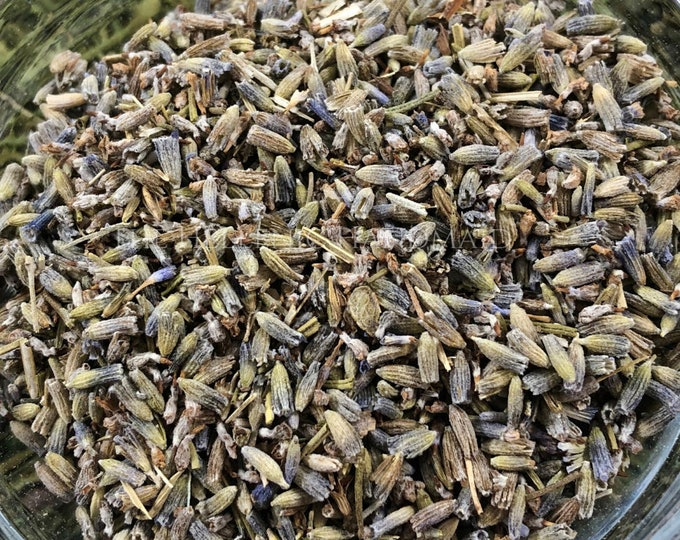 Lavender 1/2oz, dried flowers for incense or offering