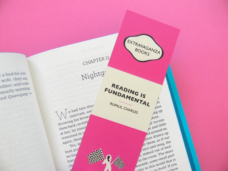 Reading is Fundamental Bookmark image 0