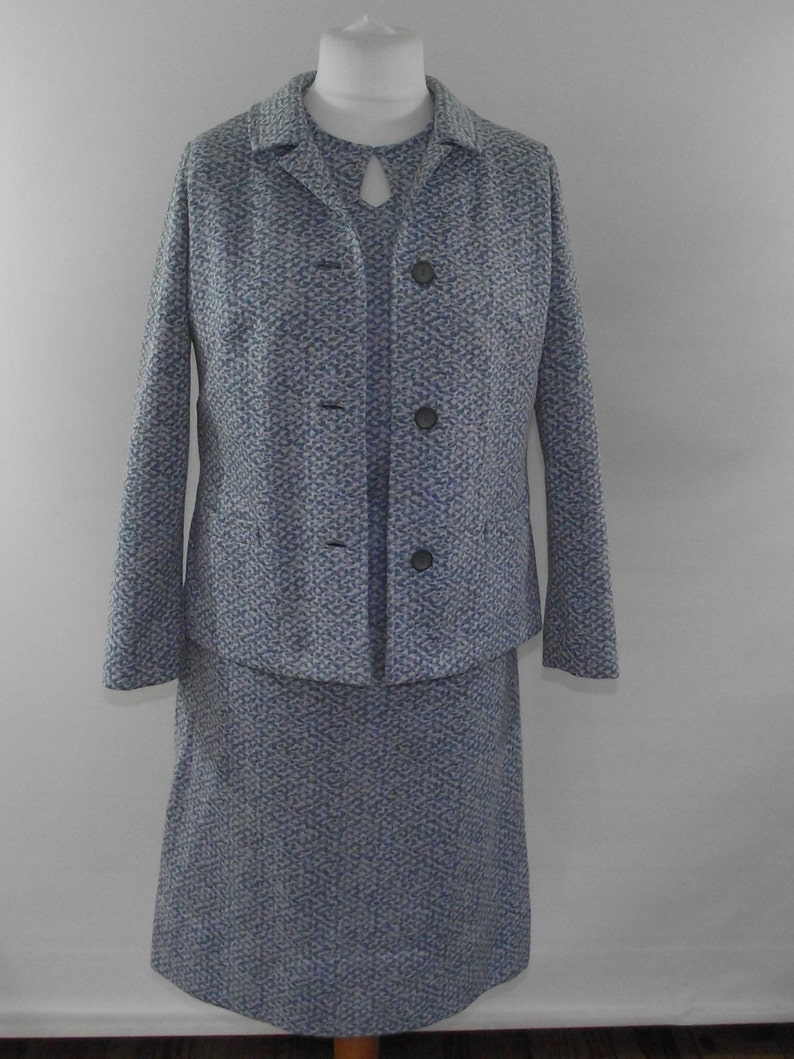 a8d65b73dace Vintage dress suit 50s 60s Kensington Union Made in the USA