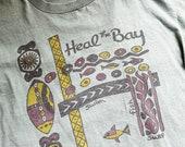 Vintage 1992 Heal the Bay Tee XL