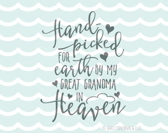 Great Grandma Heaven Etsy