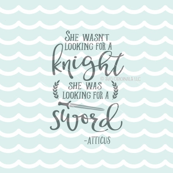 Image result for she wasn't looking for a knight she was looking for a sword