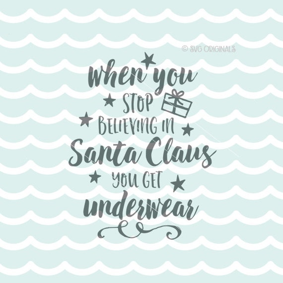 Believe SVG Christmas SVG Cricut Explore & more. Christmas | Etsy