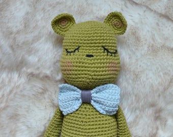 Amigurumi Bear