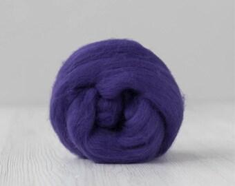 Merino silk roving, Florence, 100 grams/3.5 oz
