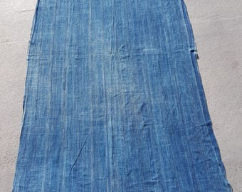 Mossi Indigo Cloths from Burkina Faso