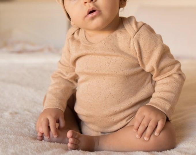 Pack Body /Turban, Zuri Body, Adriana Turban, Body, Organic cotton, BIO, Turban, Baby body