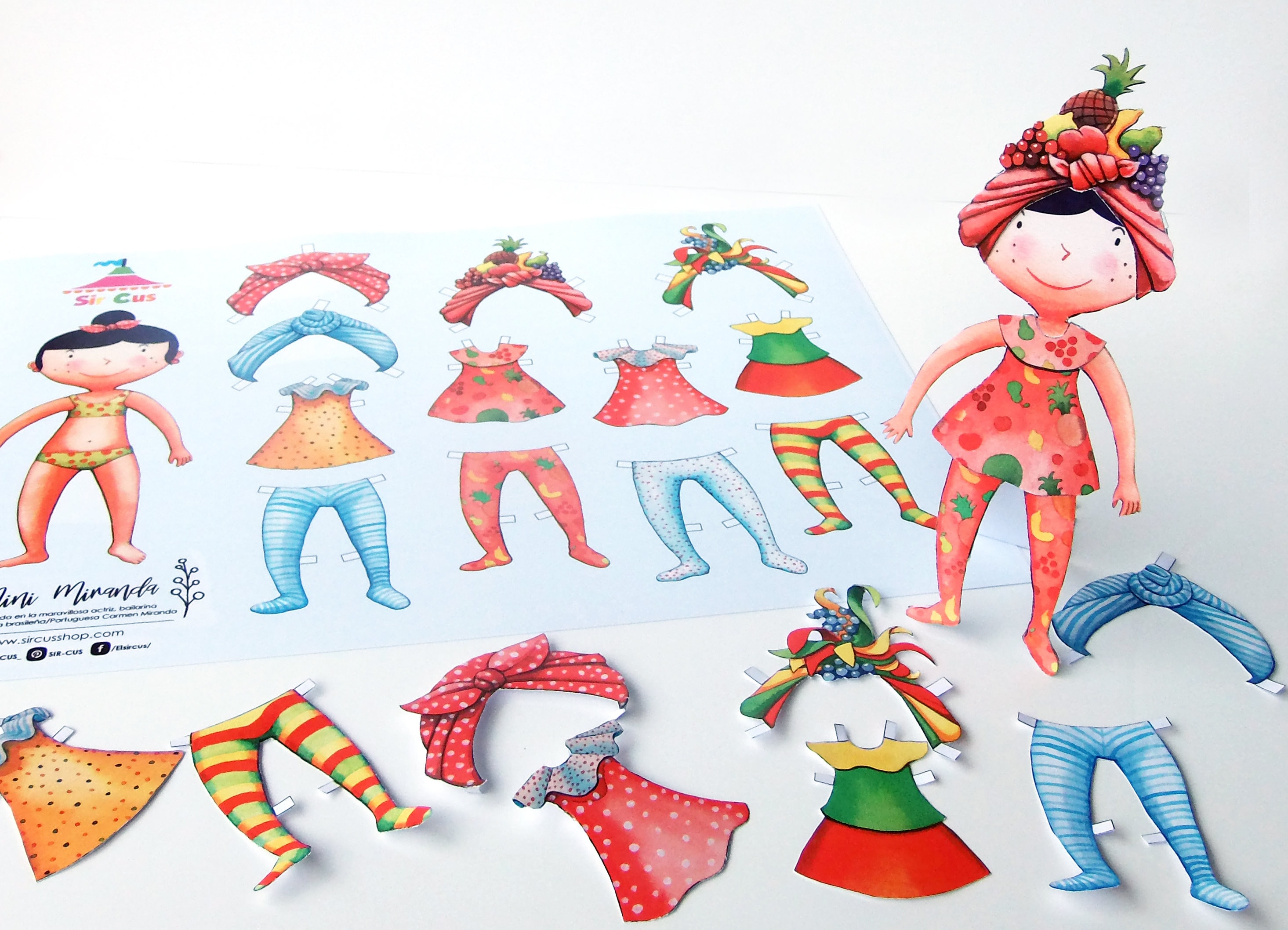 photograph about Printable Dress Up Paper Dolls identify paper doll established PDF - printable pdf practice - paper Doll Do-it-yourself