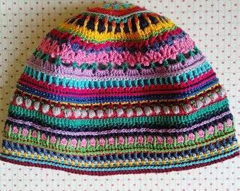 Crochet Hats Etsy
