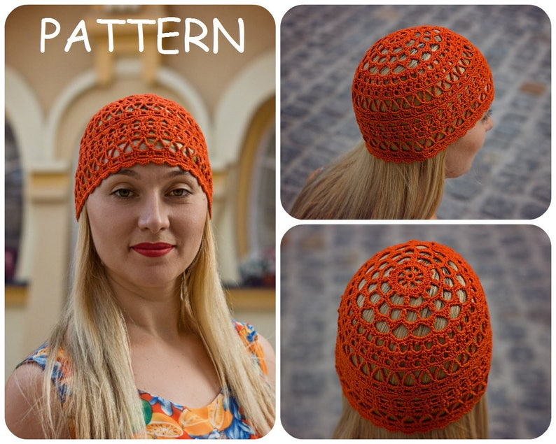 Best Easy Crochet Pattern For Bohemian Style Hat How To  884e7fc8520