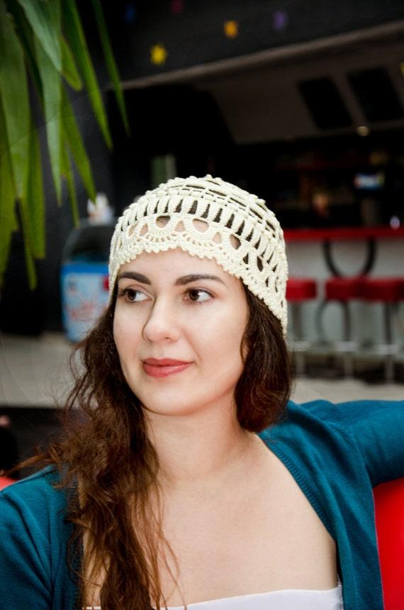 Boho Häkelmütze für Frauen Licht Häkelmütze Damen Mütze   Etsy
