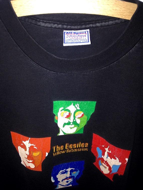 Vintage Band T Shirt, Band T-shirt, Band Tees, Bea
